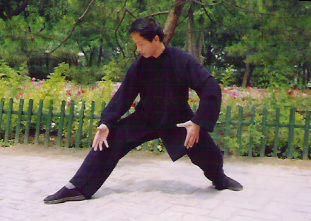 Ицюань — Позиция укрощения тигра | Даосский центр «Шен»